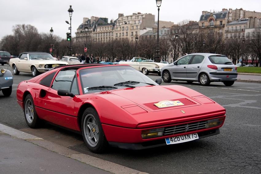 1985–89 Ferrari 328 GTS