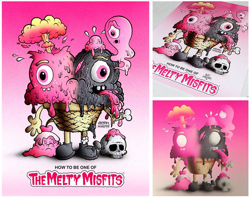 BUFF-MONSTER-MELTY-MISFITS-POSTER