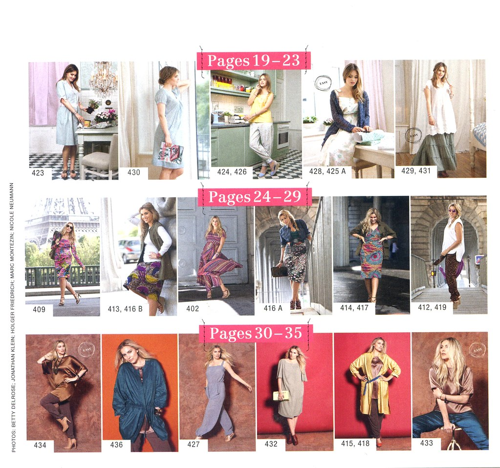 03 - BurdaStyle - PLUS Magazine Spring-Summer 2013