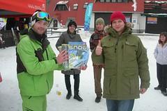 SNOW tour: Miroslav, útulné středisko kousek od Jeseníku
