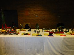 Some more of my models at Brighton Modelworld 2013
