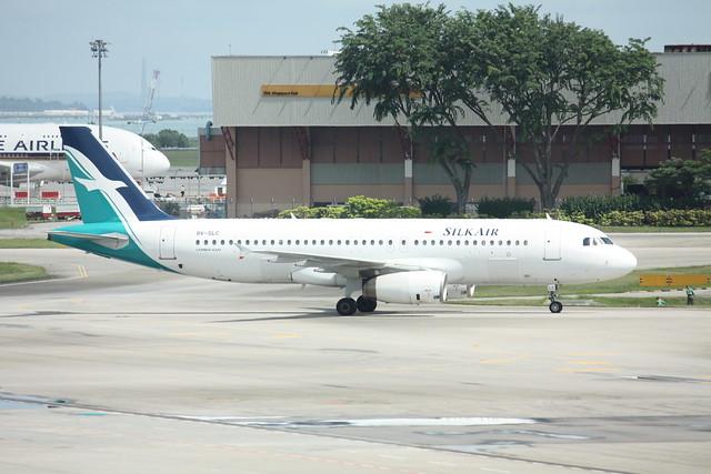 A320-200 9V-SLC