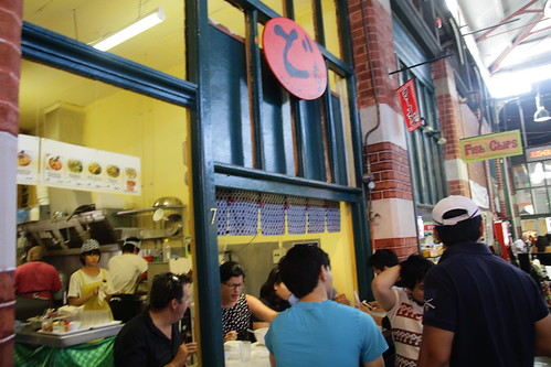 Dosukoi Ramen Stall in Fremantle Markets 2