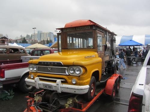 1960 Dodge Peanut Wagon by Hugo90