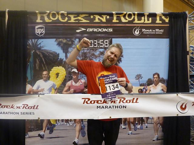 New Orleans Marathon - February 2013