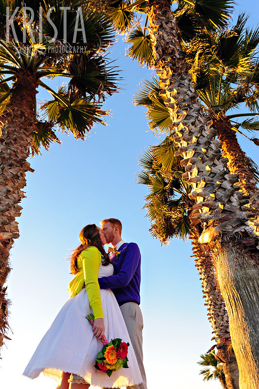 Surprise wedding in San Diego