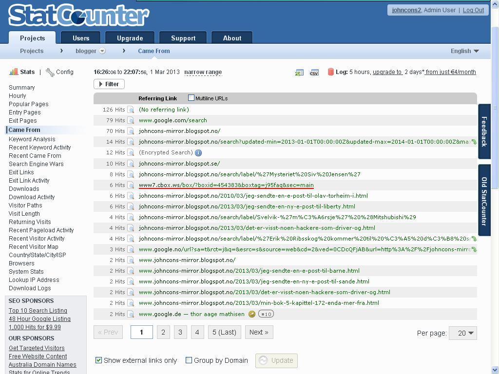 statcounter linker til bloggen 2