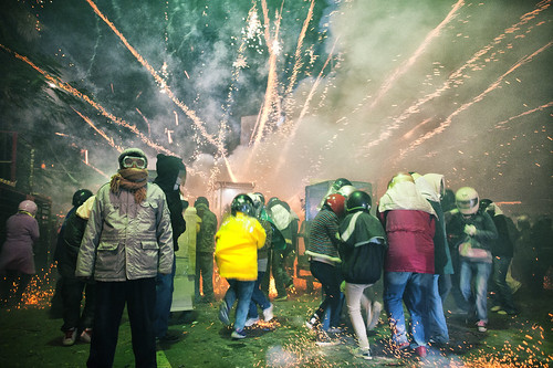 2013 Yanshui Beehive Fireworks Festival 鹽水蜂炮