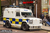 PSNI / POLICE / Land Rover Tangi / CCTV / Tactical Support Group by Calvert Photography