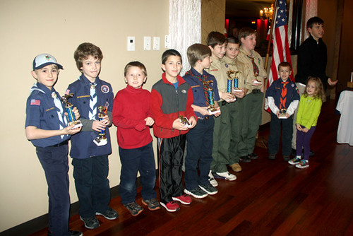 Pinewood-Derby-Winners