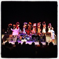 The irrepressible Hugh Masekela with 'Songs of Migration' #music #jozi #theatre #southafrica