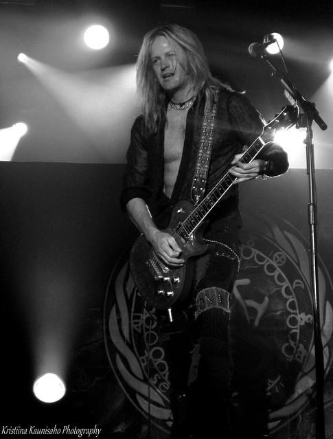 Whitesnake @ Teatria, Oulu