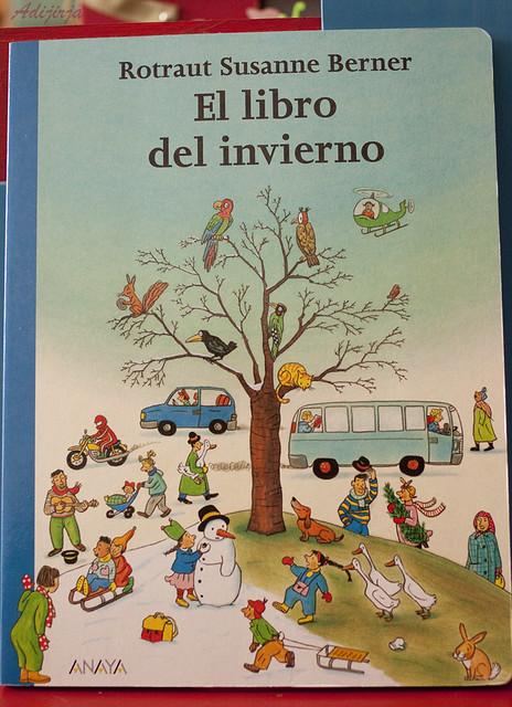 El libro del invierno - Rotraut Susanne Berner (I)