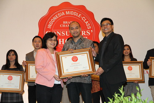 Indonesia Middle-Class Brand Forum 2013-Honda