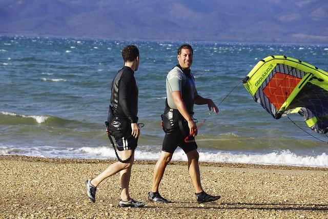 Kiting in Playa Copal, Costa Rica 16