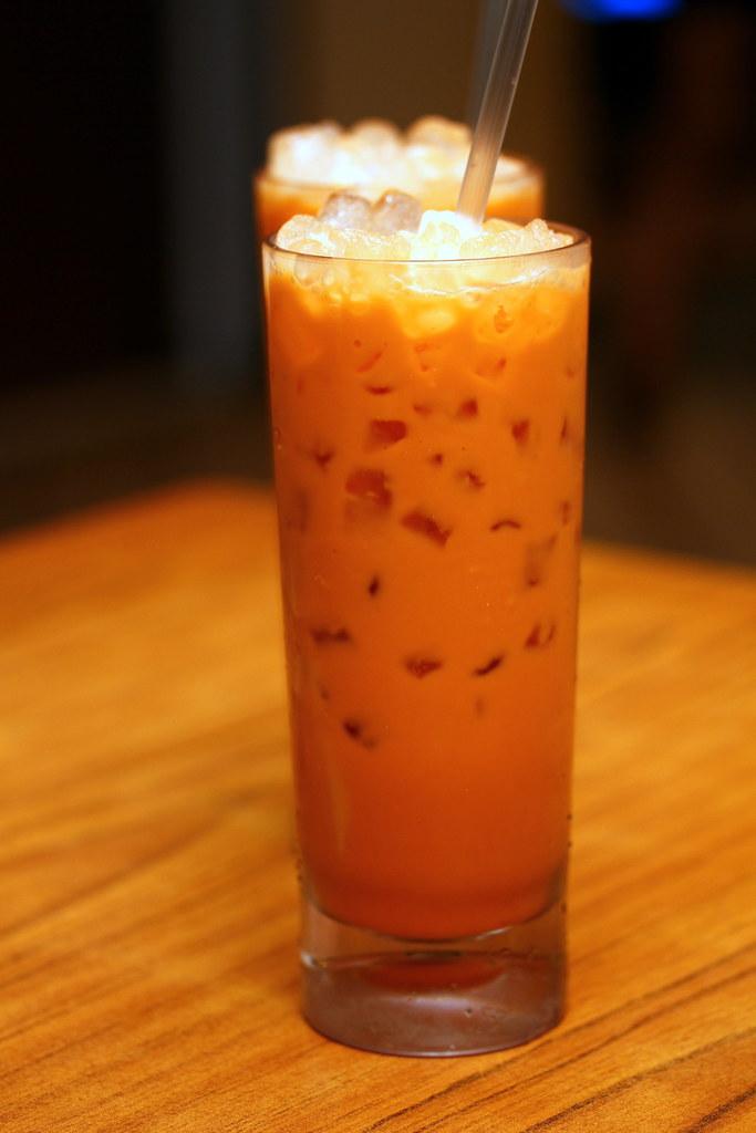 Ah Loy Thai Restaurant: Thai Iced Tea