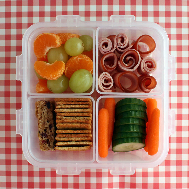 Nothing Fancy Preschool Bento #413