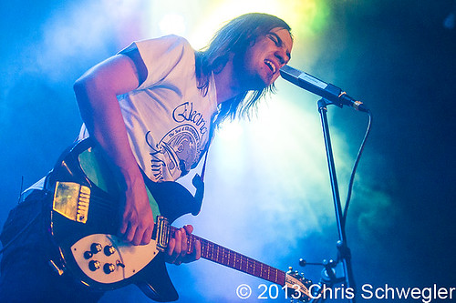 Tame Impala - 03-07-13 - Saint Andrews Hall, Detroit, MI
