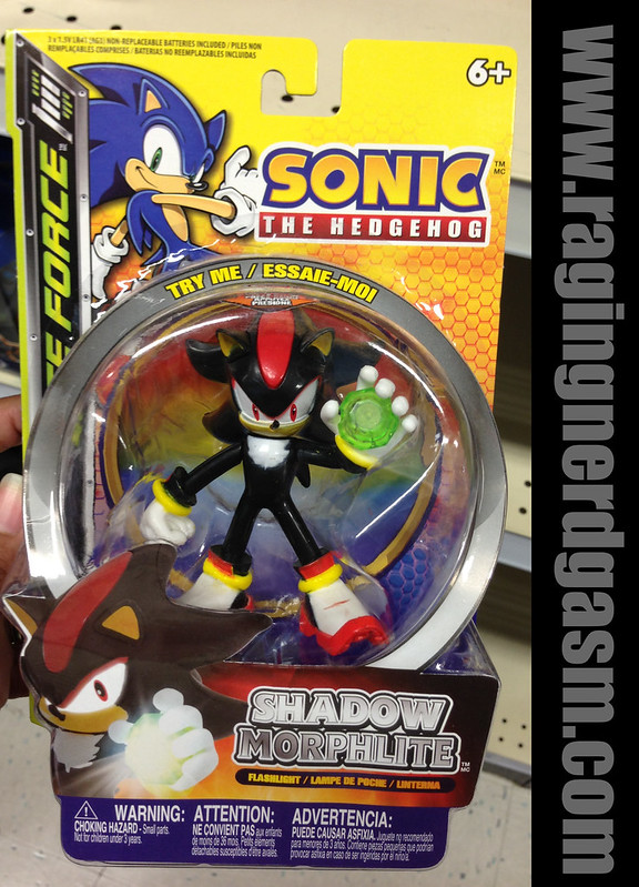 Sonic The Hedgehog Shadow Morphlite