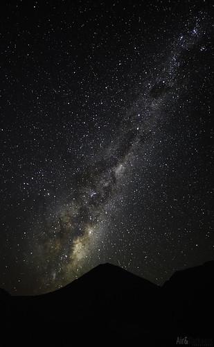Ngauruhoe Rise by Astronomr