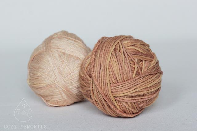 osyris alba dyeing