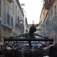 San Bernardo por la calle Gallinato