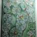 FLOWER CRAZY WEEK 2 GESSO 1