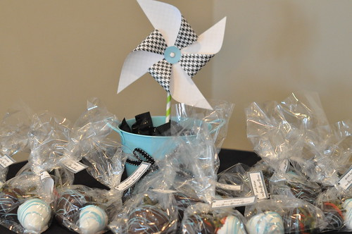 Chocolate Covered Strawberries ~ Party Favors