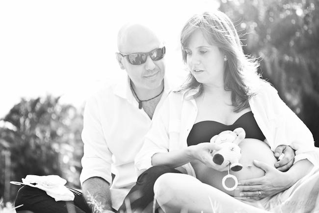 Ensaio Gravidez Vivi e Gabriel - 12.03.2013