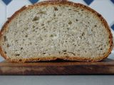 Whole-Grain Barley Bread With Barley Grits