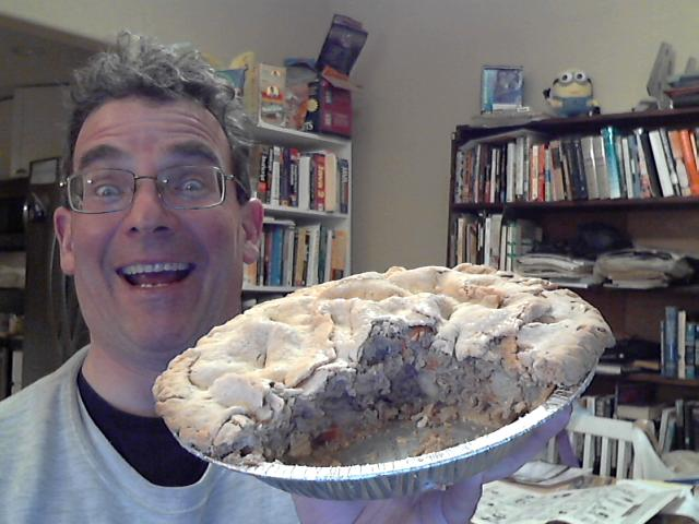 Accomplishment Unlocked: Meat Pie!