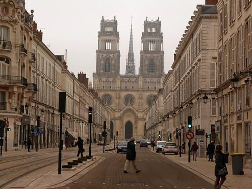Avenida Juana de Arco (Orleans, Valle del Loira)