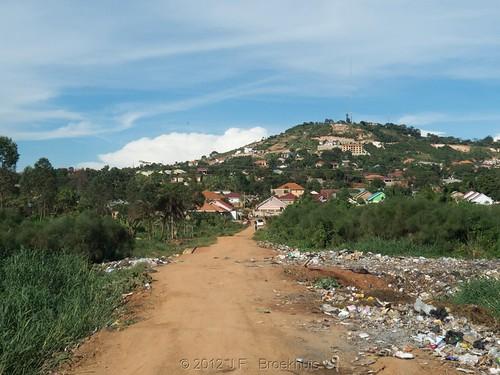 africa landscape uganda kampala buziga