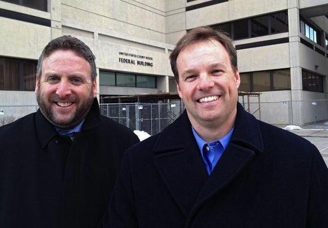 Marc Stemmerman and John Meier