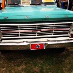 automobile, automotive exterior, vehicle, grille, bumper, vintage car, ford galaxie, land vehicle, muscle car,