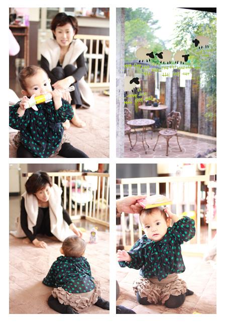 赤ちゃん写真 ベビーフォト 子供写真 瀬戸市 長久手市 名古屋市 ひな祭り