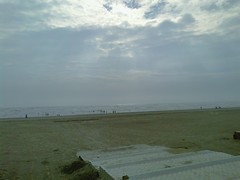 کلفٹن ساحل سمندر