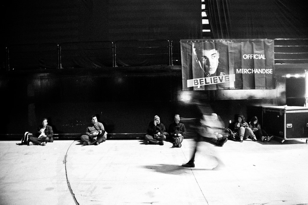 Justin Bieber a Bologna - 23.03.2013