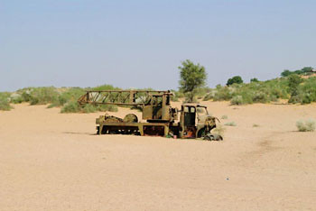 Longewala - Battle ground