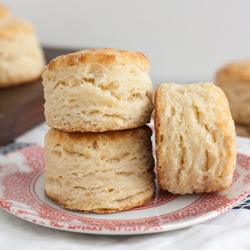 How To Make Light And Flaky Buttermilk Biscuits Recipes — Dishmaps