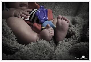 Partes de un bebe