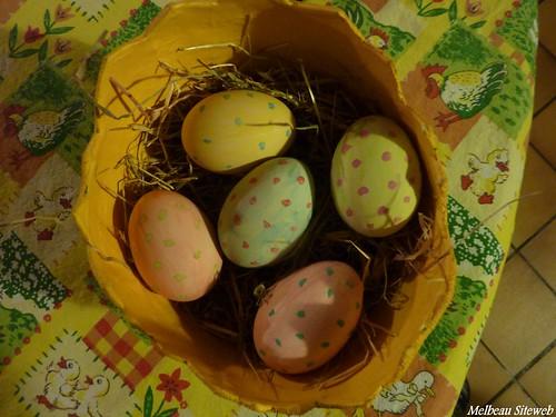 Les animaux de Pâques