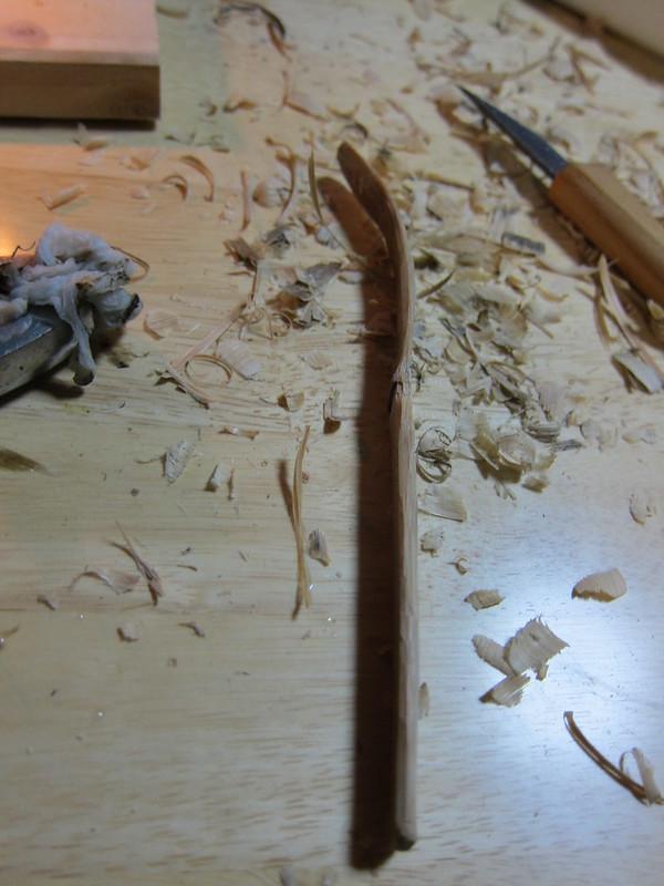 making of chashaku