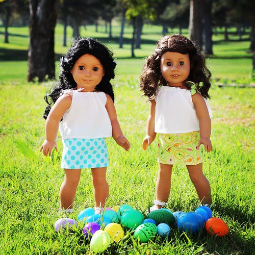 ADAD 90/365 - Happy Easter! by Among the Dolls