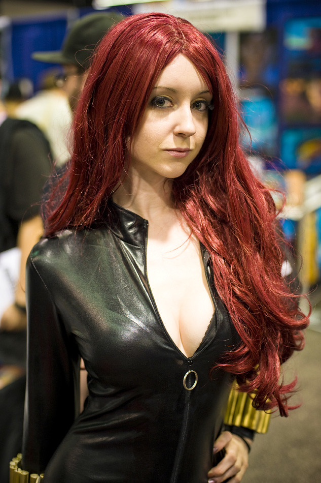 Wondercon 2013 – Black Widow