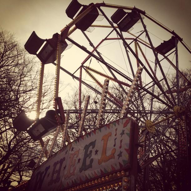 #funfair #ferriswheel