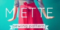 Miette sewing pattern