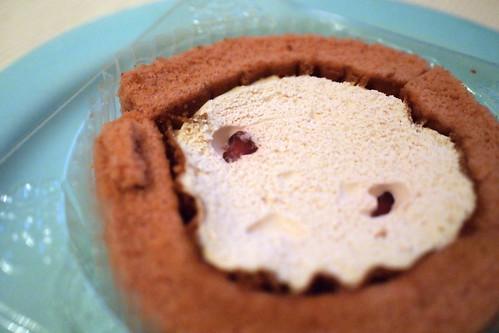 プレミアムざくろのロールケーキ