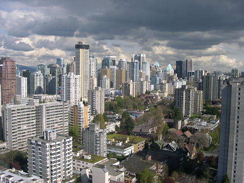 Vancouver (by: Stephen Downes, creative commons)