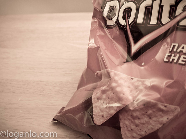 Bag of Doritos